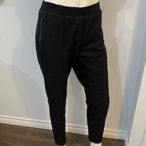 Marc Cain Pants Joggers Tapered Cotton Blend 10